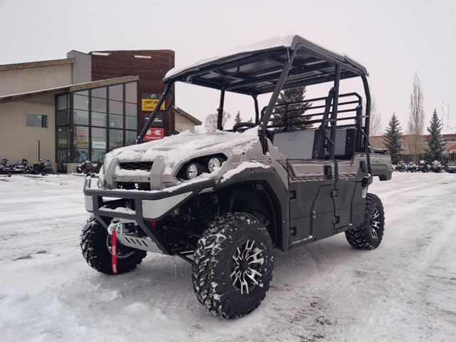 2021 Kawasaki Mule PRO-FXT Ranch Edition at Power World Sports, Granby, CO 80446