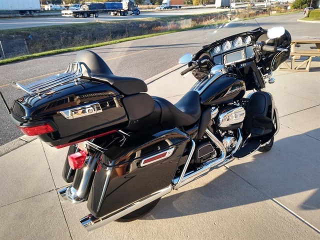 2018 Harley-Davidson Electra Glide Ultra Limited at M & S Harley-Davidson