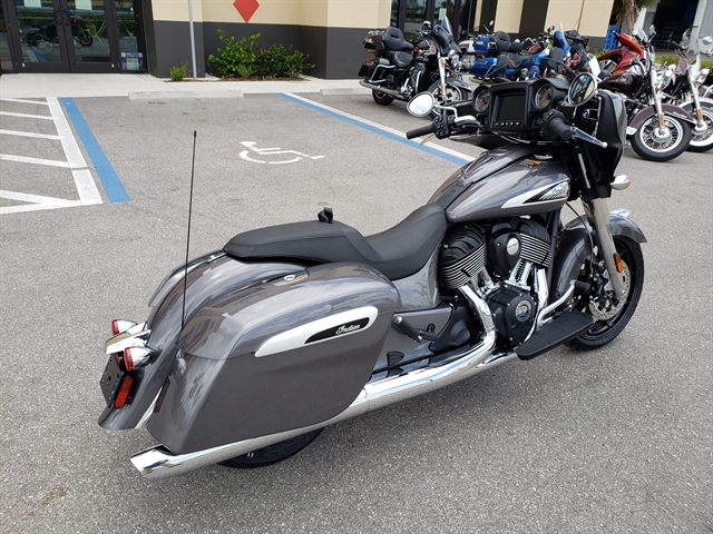 2019 Indian Chieftain Base at Fort Lauderdale