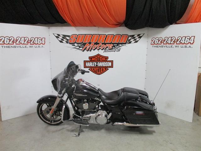 2015 Harley-Davidson Street Glide Special at Suburban Motors Harley-Davidson
