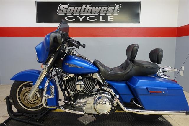2007 Harley-Davidson Street Glide Base at Southwest Cycle, Cape Coral, FL 33909
