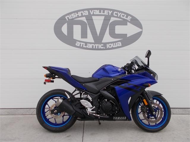 2018 Yamaha YZF R3 at Nishna Valley Cycle, Atlantic, IA 50022