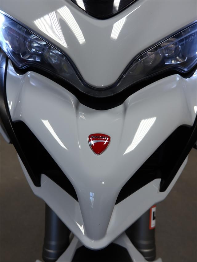 2015 Ducati Multistrada 1200 S at Frontline Eurosports