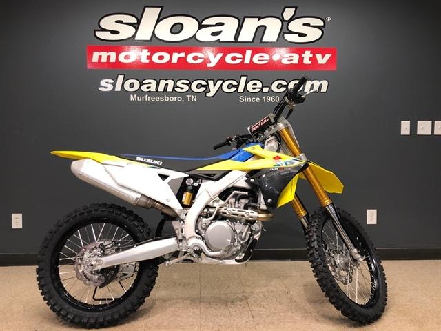 2020 Suzuki RM-Z 450 at Sloans Motorcycle ATV, Murfreesboro, TN, 37129