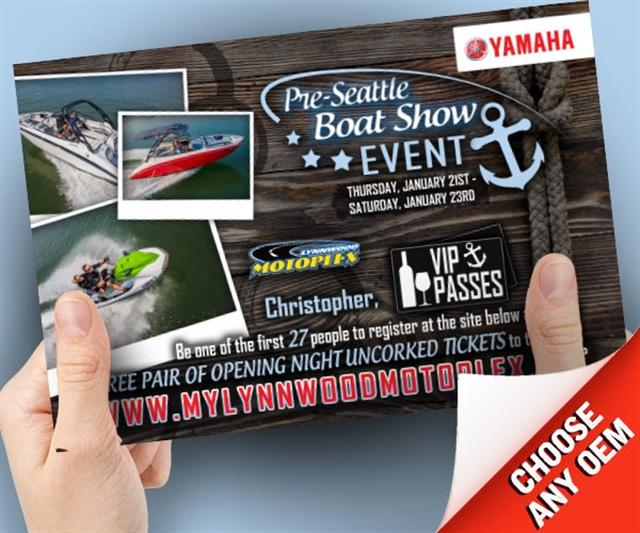 2019 Summer Boat Show Marine at PSM Marketing - Peachtree City, GA 30269
