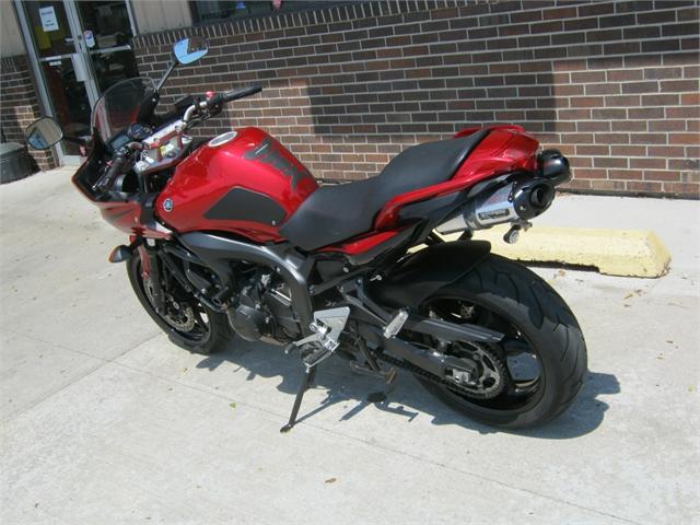 2007 Yamaha FZ6S at Brenny's Motorcycle Clinic, Bettendorf, IA 52722