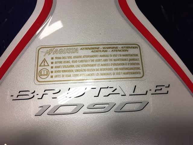 BRUTALE 1090RR ABS  at PSM Marketing