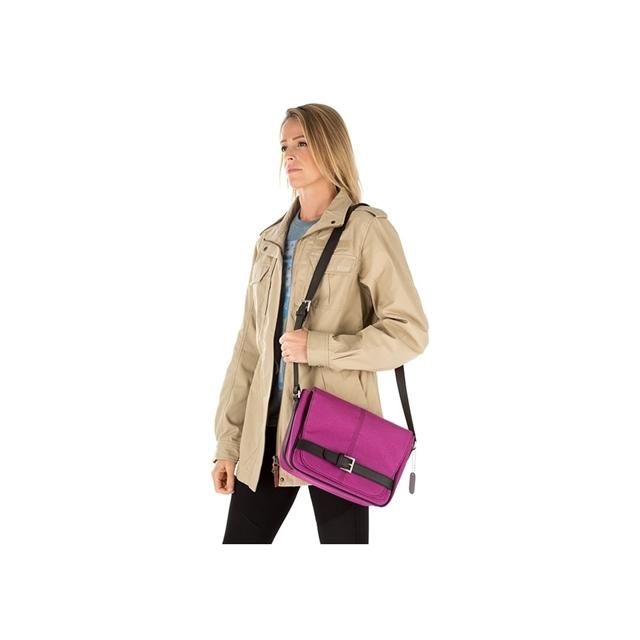 2018 5.11 Tactical Charlotte Crossbody Bag Fuschia at Harsh Outdoors, Eaton, CO 80615
