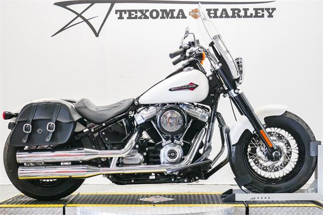 2018 Harley-Davidson Softail Slim at Texoma Harley-Davidson