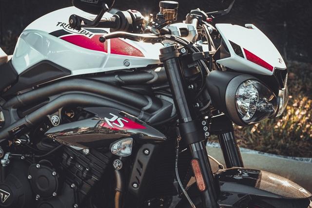 2020 Triumph Speed Triple RS at Tampa Triumph, Tampa, FL 33614
