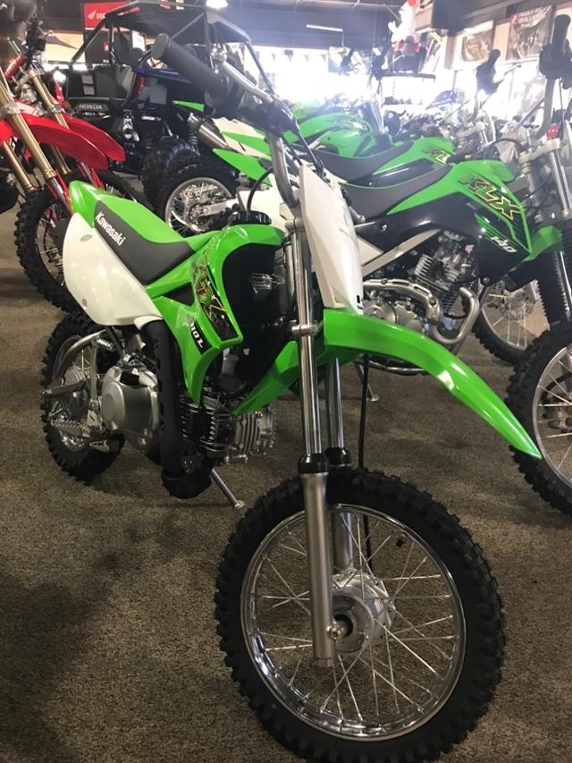 2020 Kawasaki KLX 110L at Dale's Fun Center, Victoria, TX 77904