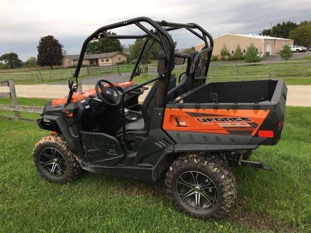2019 CF MOTO UFORCE 800 at Randy's Cycle, Marengo, IL 60152