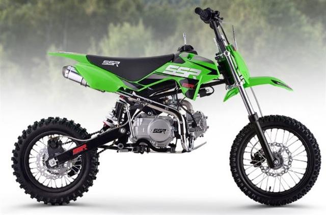 2021 SSR 125 SRN125-21-GN at Got Gear Motorsports