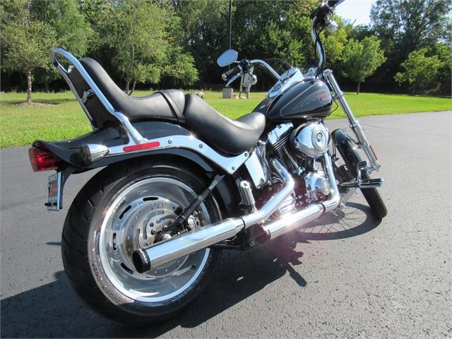2007 Harley-Davidson Softail Custom at Conrad's Harley-Davidson