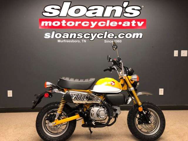 2019 Honda Monkey Base at Sloans Motorcycle ATV, Murfreesboro, TN, 37129