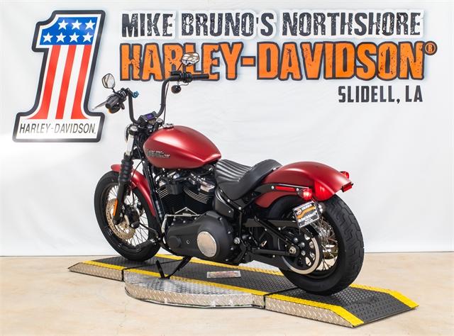 2019 Harley-Davidson Softail Street Bob at Mike Bruno's Northshore Harley-Davidson
