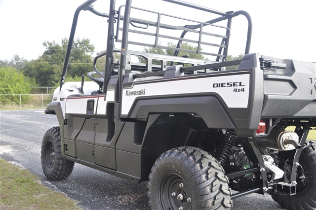 2019 Kawasaki Mule PRO-DX EPS at Seminole PowerSports North, Eustis, FL 32726