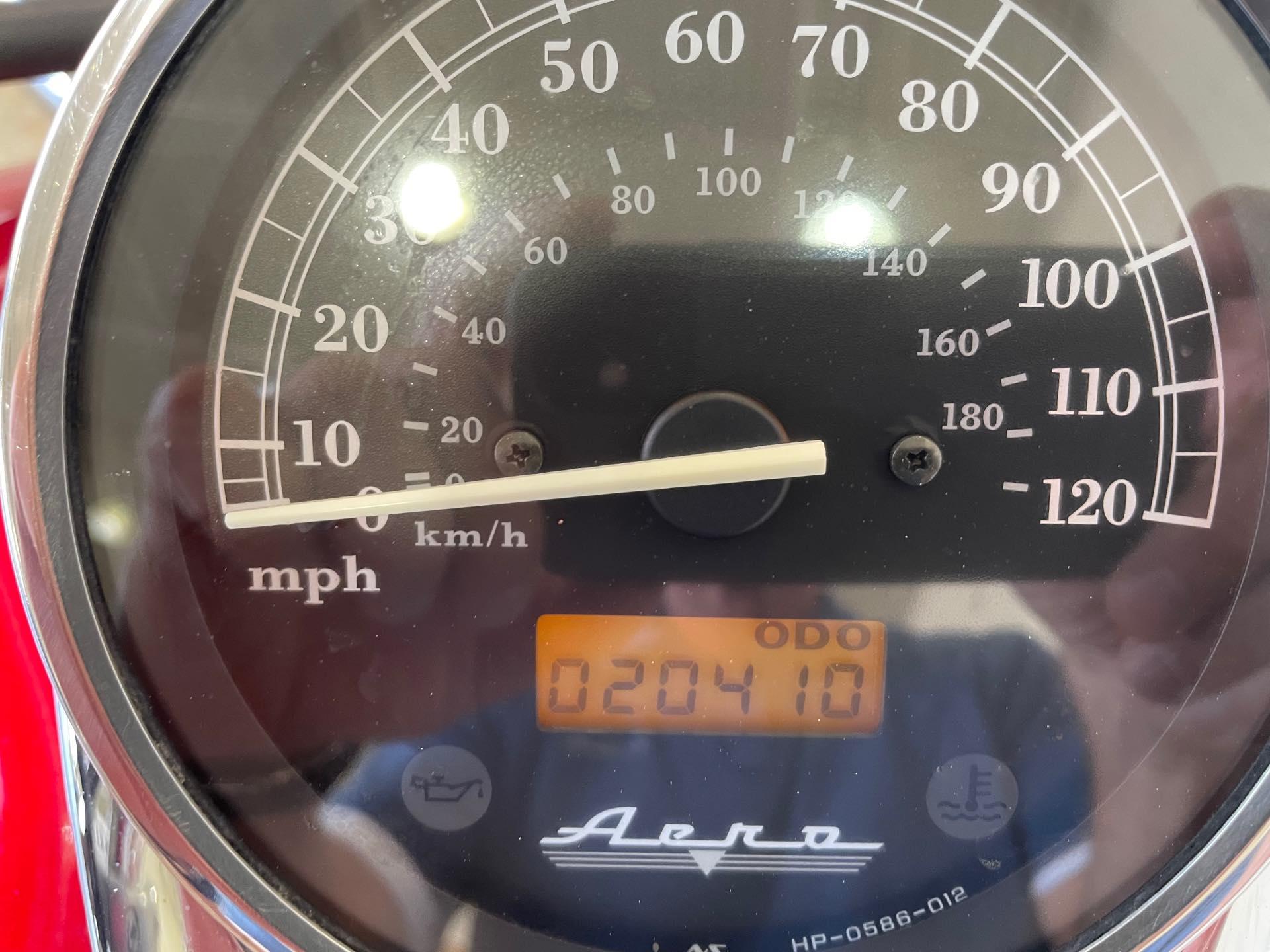 2008 Honda Shadow Aero at Twisted Cycles