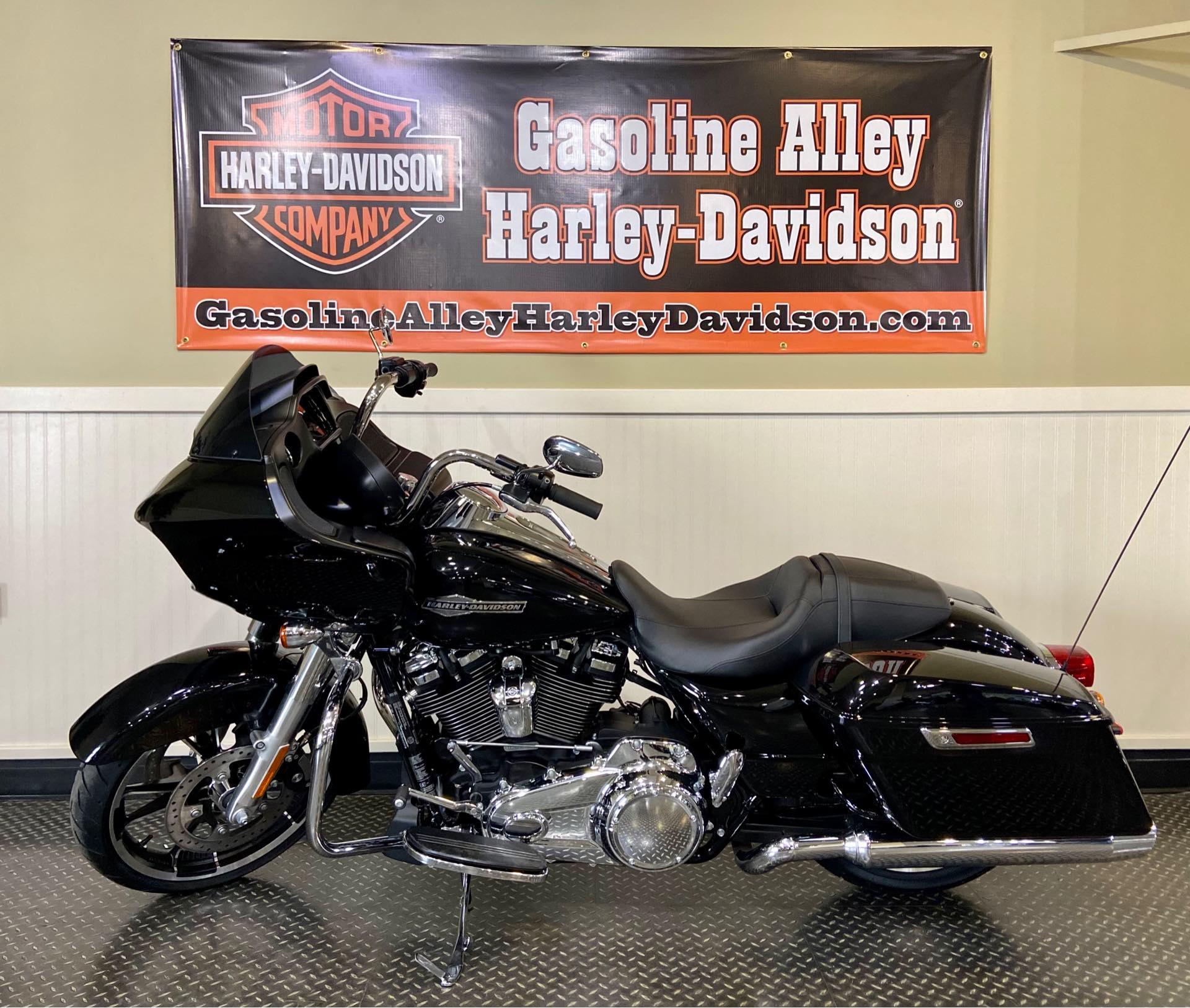 2021 Harley-Davidson Touring Road Glide at Gasoline Alley Harley-Davidson (Red Deer)