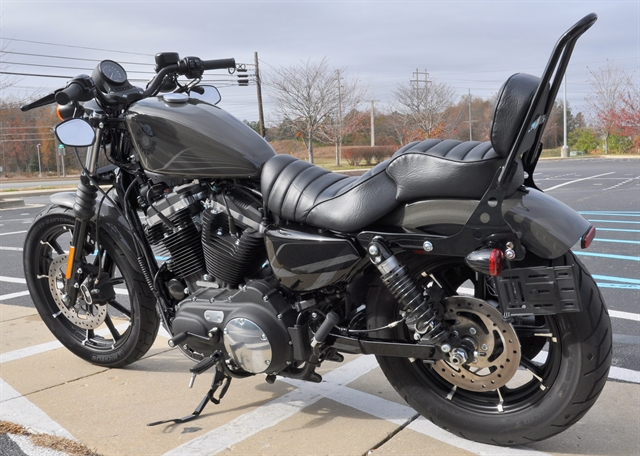 2019 Harley-Davidson Sportster Iron 883 at All American Harley-Davidson, Hughesville, MD 20637