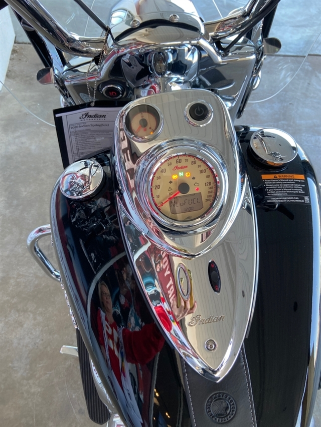 2020 Indian Springfield Base at Youngblood RV & Powersports Springfield Missouri - Ozark MO