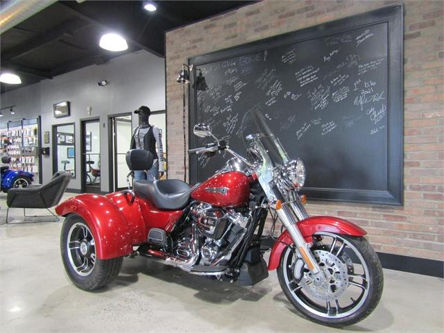 2018 Harley-Davidson Trike Freewheeler at Cox's Double Eagle Harley-Davidson