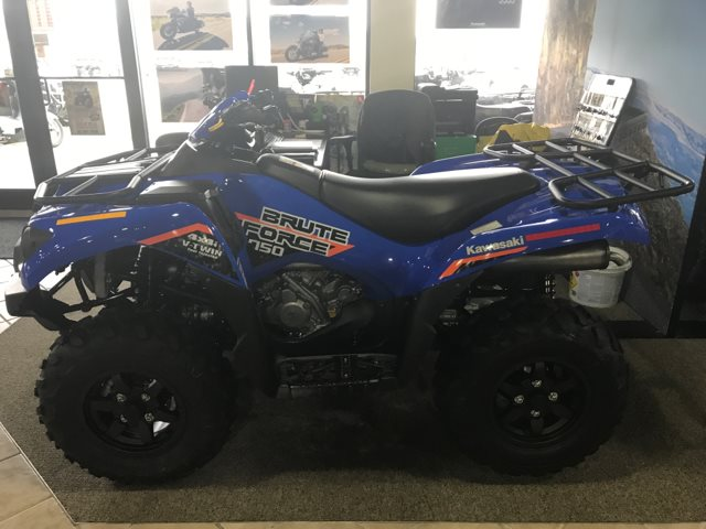 2019 Kawasaki Brute Force 750 4x4i EPS at Dale's Fun Center, Victoria, TX 77904