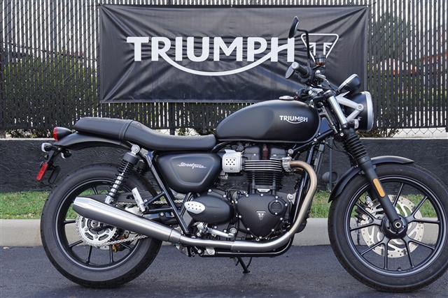 2018 Triumph Street Twin Base at Tampa Triumph, Tampa, FL 33614