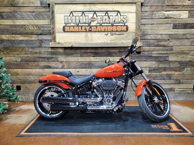 2020 Harley-Davidson Softail Breakout 114 at Bull Falls Harley-Davidson
