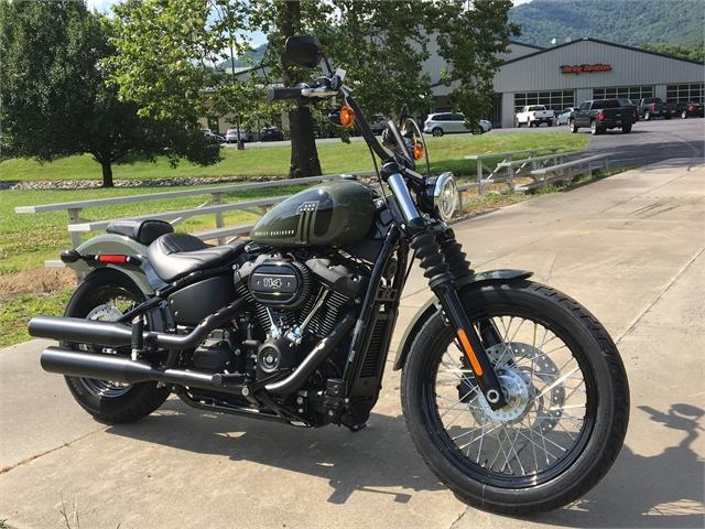 2021 Harley-Davidson Cruiser Street Bob 114 at Harley-Davidson of Asheville