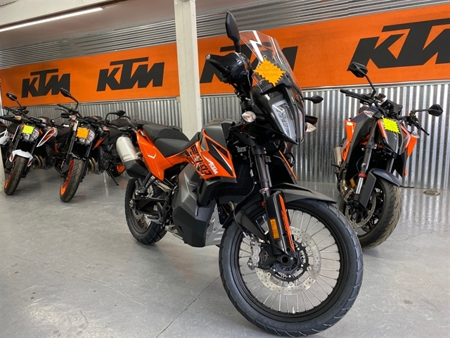 2021 KTM SPORT MOTORCYCLES 890 ADVENTURE at Cascade Motorsports