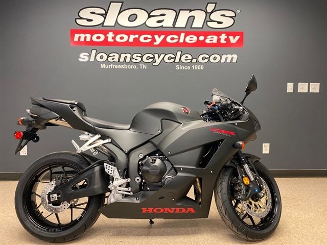 2020 Honda CBR600RR Base at Sloans Motorcycle ATV, Murfreesboro, TN, 37129