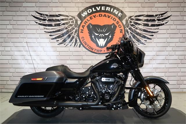 2021 Harley-Davidson Grand American Touring Street Glide Special at Wolverine Harley-Davidson
