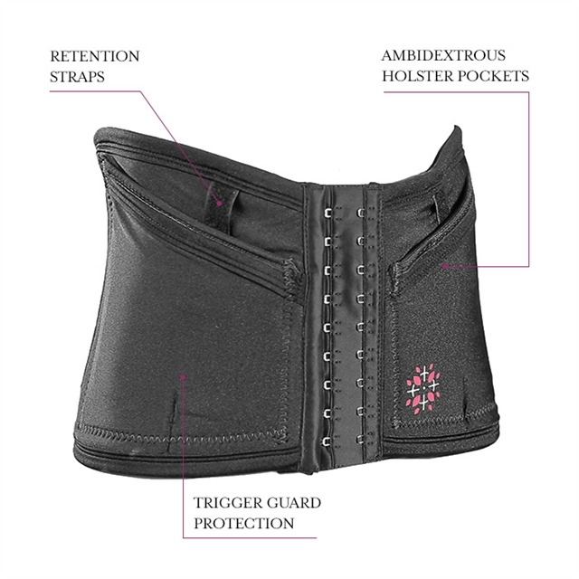 2021 Tactica Womens Concealed Carry at Harsh Outdoors, Eaton, CO 80615