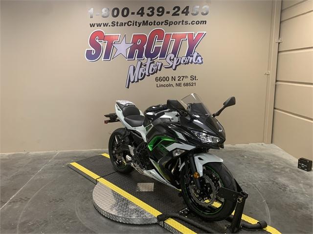 2022 Kawasaki Ninja 650 Base at Star City Motor Sports