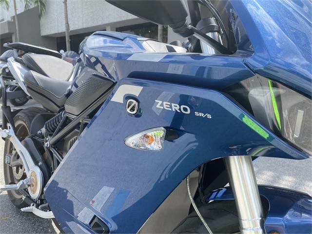 2021 Zero SR/S Premium at Fort Lauderdale