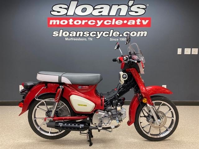 2020 Honda Super Cub C125 ABS at Sloans Motorcycle ATV, Murfreesboro, TN, 37129