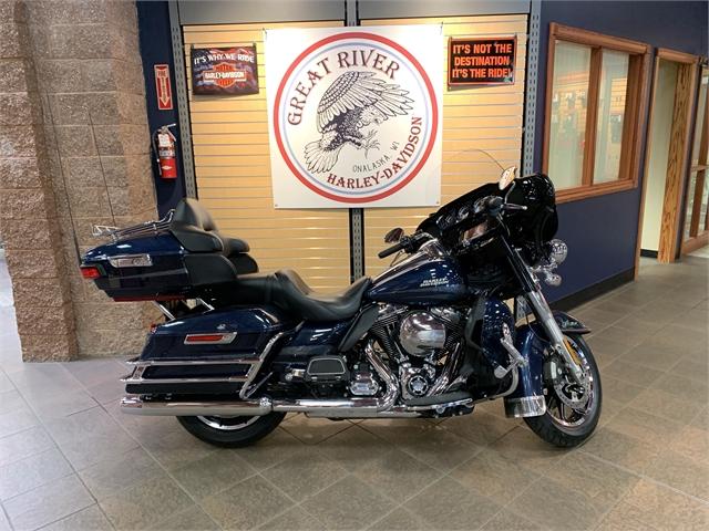 2016 Harley-Davidson Electra Glide Ultra Limited at Great River Harley-Davidson