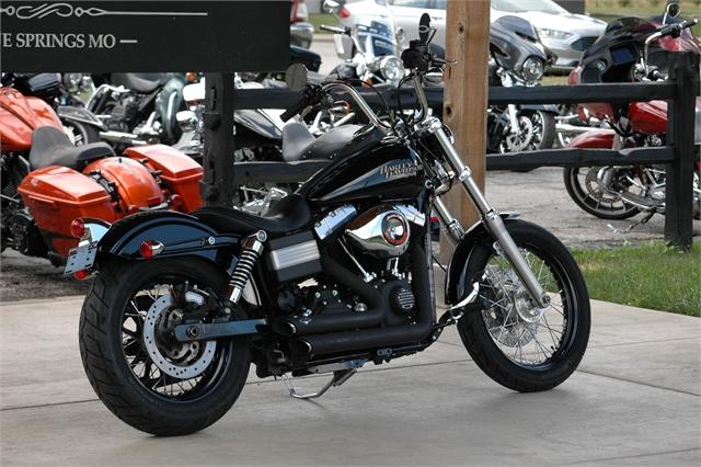 2011 Harley-Davidson FXDB at Outlaw Harley-Davidson