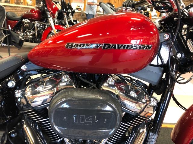 2019 Harley-Davidson Softail Breakout® 114 at High Plains Harley-Davidson, Clovis, NM 88101
