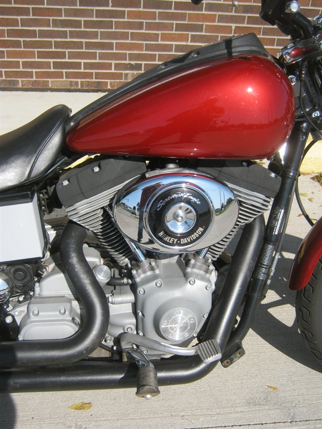2005 Harley-Davidson FXD Super Glide at Brenny's Motorcycle Clinic, Bettendorf, IA 52722