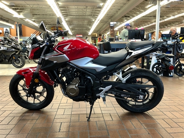 2019 Honda CB500F ABS at Wild West Motoplex