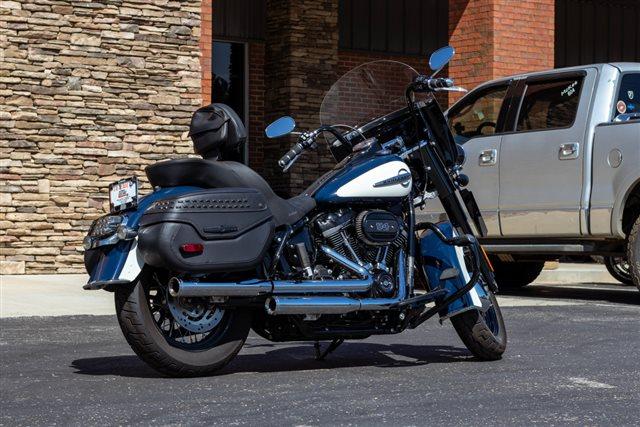 2019 Harley-Davidson Softail Heritage Classic 114 at Harley-Davidson of Dothan