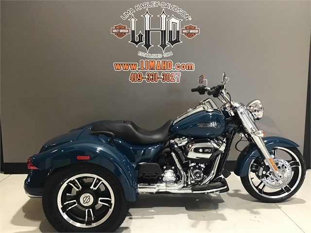 2021 Harley-Davidson Trike Freewheeler at Lima Harley-Davidson