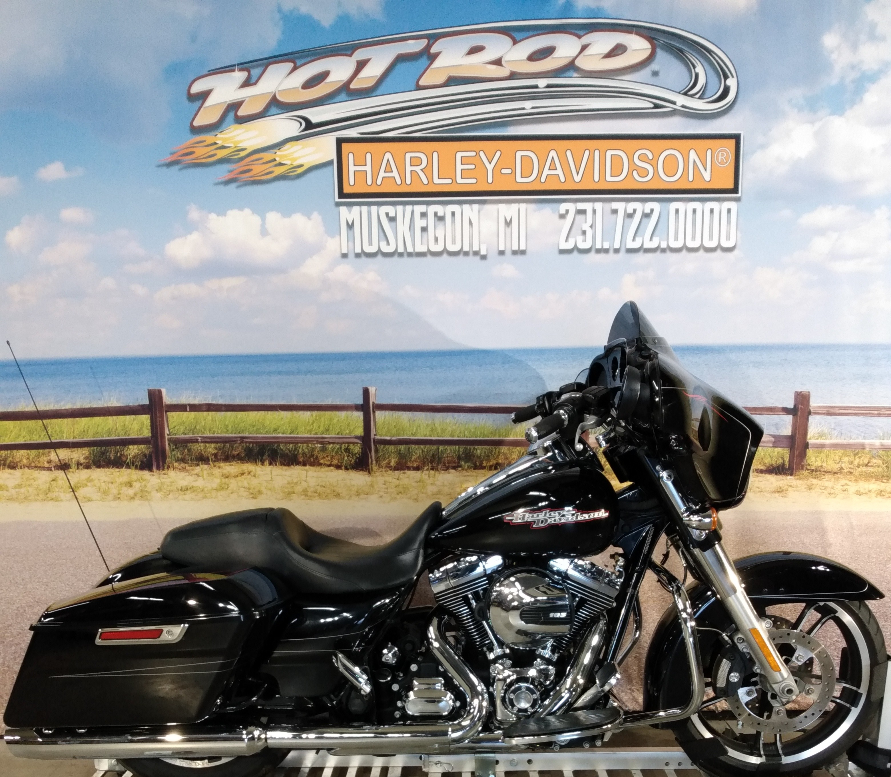 2014 Harley-Davidson Street Glide Special at Hot Rod Harley-Davidson