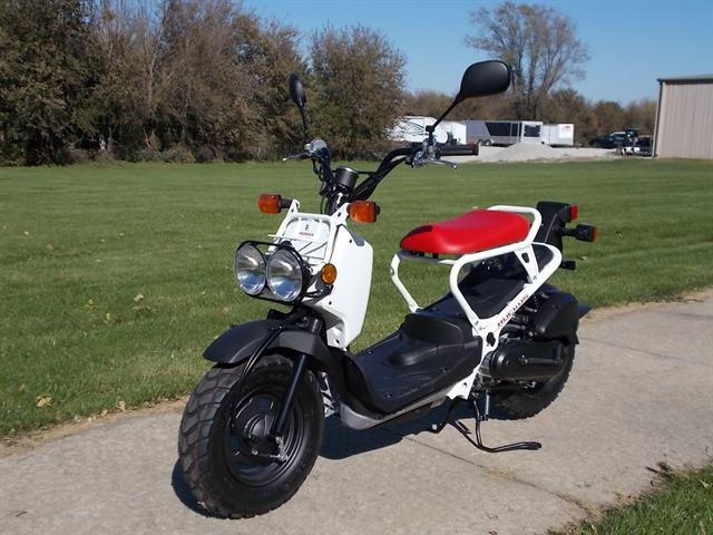 2018 Honda Ruckus Base at Nishna Valley Cycle, Atlantic, IA 50022