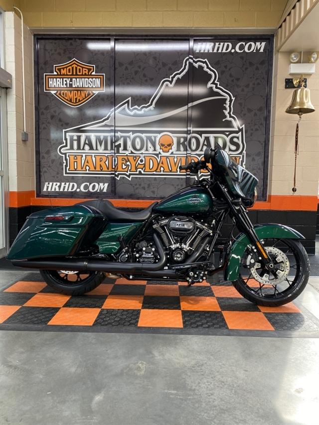 2021 Harley-Davidson Touring FLHXS Street Glide Special at Hampton Roads Harley-Davidson