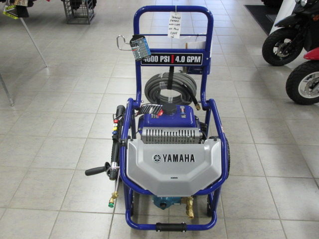 2019 Yamaha Power Pressure Washer PW4040 at Nishna Valley Cycle, Atlantic, IA 50022