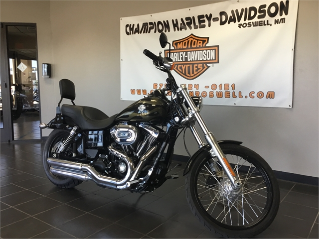 2017 Harley-Davidson Dyna Wide Glide at Champion Harley-Davidson