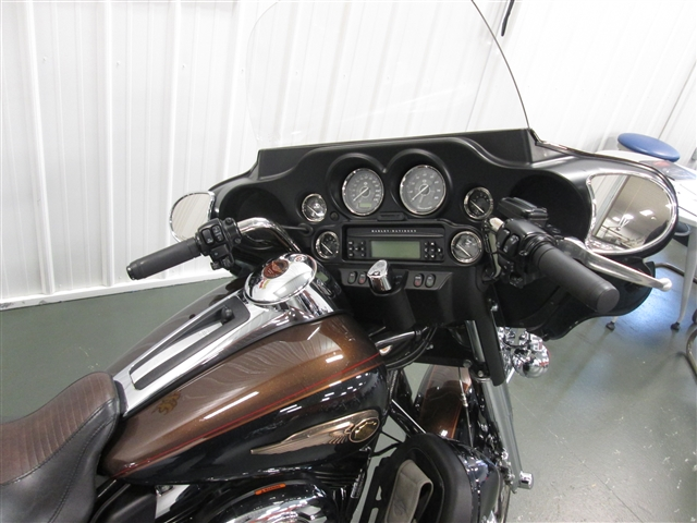 2013 Harley-Davidson Electra Glide Ultra Limited 110th Anniversary Edition at Hunter's Moon Harley-Davidson®, Lafayette, IN 47905